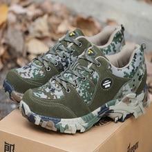 Botas de Los Hombres de Combate Táctico militar Tactico Camuflaje hombres Zapatos Botas Hombre Botas Militares Hombre Bota Masculina Militar de Arranque