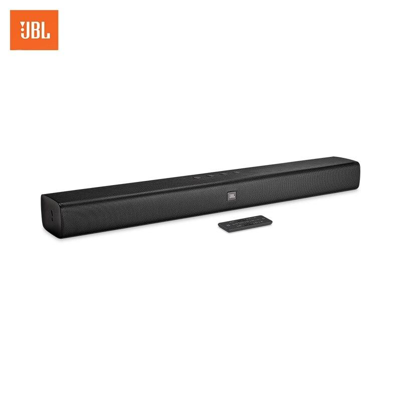 цена Home Theatre System JBL BARSBLKEP Electronics Audio music centre subwoofer Video sound bar wireless acoustic system 2.0 онлайн в 2017 году