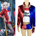 2016 Batman Suicide Squad Harley Quinn Costumes Cos Halloween Joker Daddy's Lil Monster Cosplay Costume