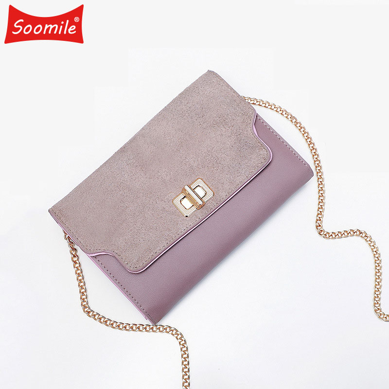 Women Messenger Bags Chain Small Bag Flap Bag The Single shoulder bag PU Leather 2018 New Hot sale in summer Fashion Purse hot sale evening bag peach heart bag women pu leather handbag chain shoulder bag messenger bag fashion women s clutches xa1317b