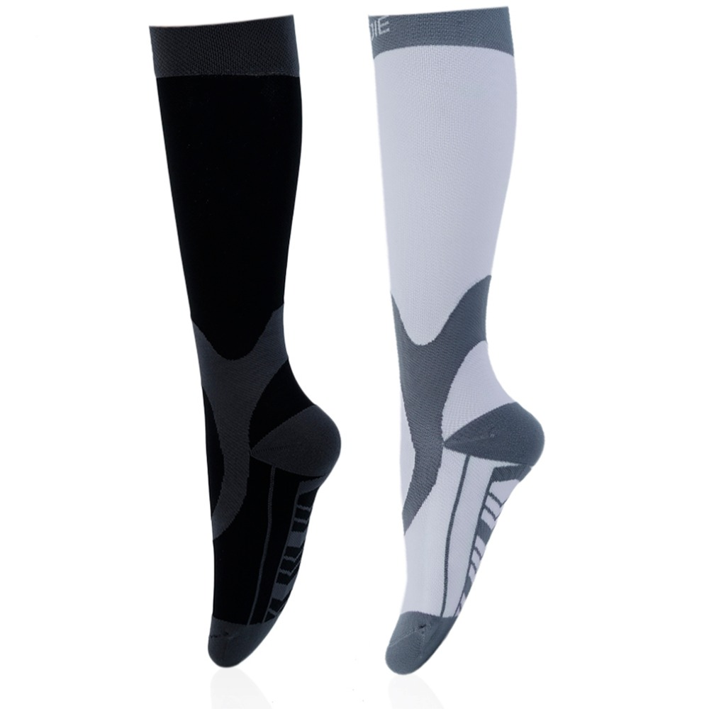 Men Women Sporty Cycling Running Foot Compression Sock Comfortable Anti-Fatigue Socks For Protecting Muscle Free Shipping