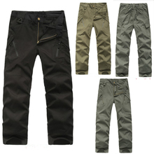 TAD IX9 Militar 5.111 Tactique Pantalon Cargo Hommes Combat SWAT Armée Formation Militaire Pantalon Randonnée Chasse Extérieur Sport Pantalon