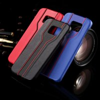 Leather Case For Samsung Galaxy S6 S7 Edge Iphone 6 6S 7 Plus Hard Luxury Rugged