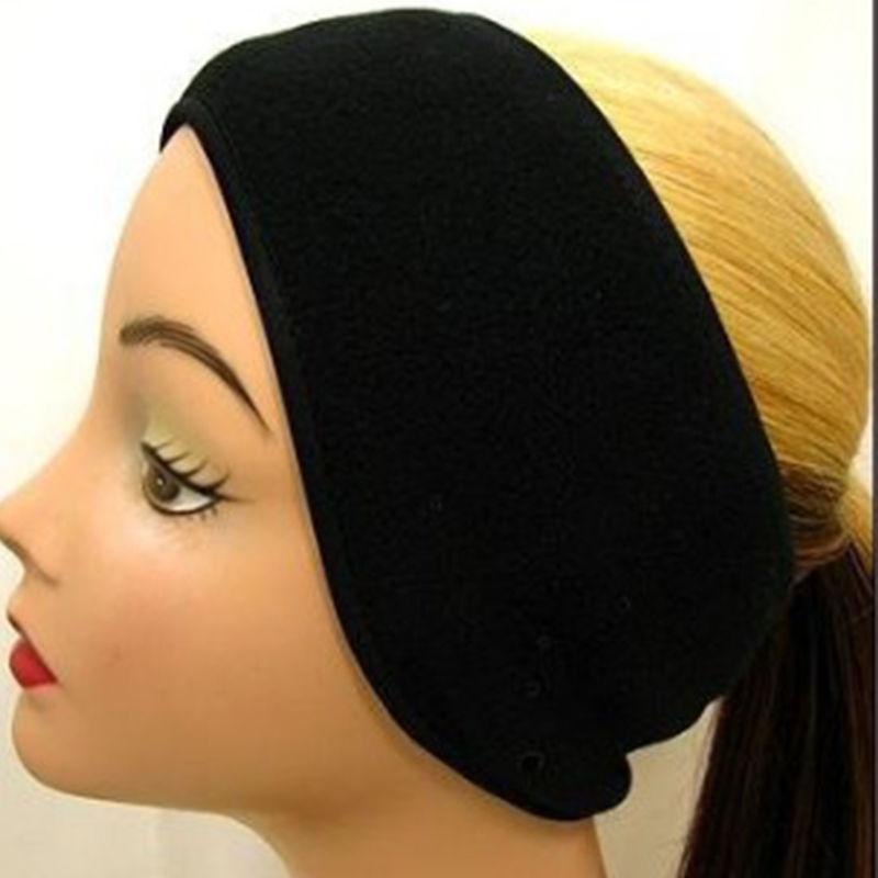 Winter Unisex Fleece Earband Stretchy Headband Ear Warmers Comfortable  Earmuffs For Men Women 06e1b7ddf8b