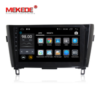 Android7 1 9inch Capacitive Touch Screen Car Multimedia Player For Nissan Qashqai X Trail 2013 2015
