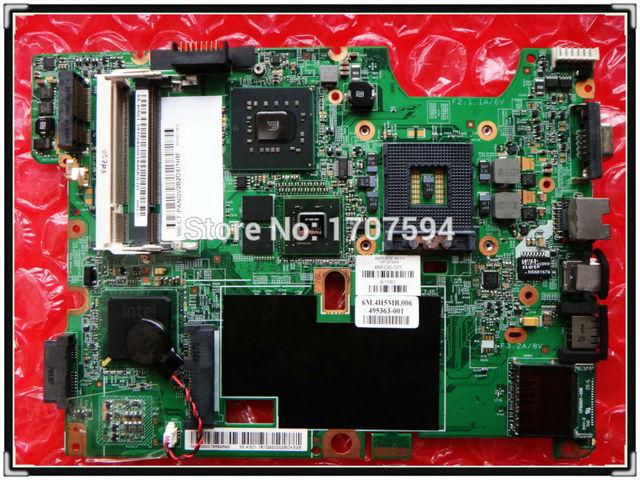 488338-001 para hp compaq presario cq50 cq60 cq70 g60 portátil para hp cq50 cq60 cq70 placa madre del ordenador portátil envío gratis!