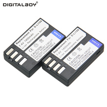 Digital Boy 2CPS High Quality D-LI109 D LI109 rechargeable batteries Camera Battery For PENTAX K-R K-2 KR K2 KR K-r Wholesale