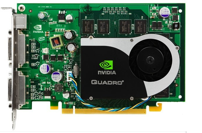 Original Quadro FX1700 Professional Graphics Card