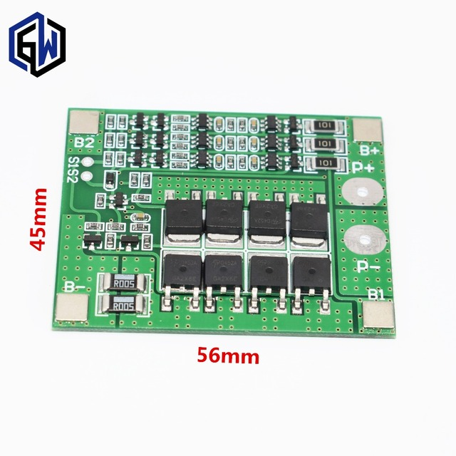 3S 25A Li-ion 18650 BMS PCM Battery Protection Board BMS PCM With Balance For li-ion Lipo Battery Cell Pack Module