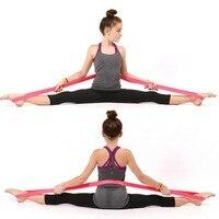 Elastic Child Ballet Soft Opening Foot Stretch Ballet Dance Band Gymnastic Yoga Training Ballet Dance ResistanceDT015