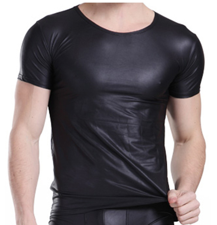 Leather shirt is a casual wear but most of the people consider that it is a business dress. Leather shirt will give you the confident look. These leather wear easily available on online store, you can grab it .
