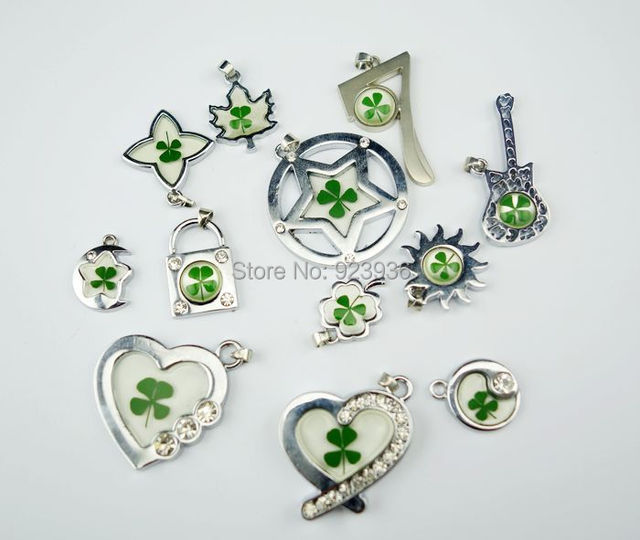 Free shipping st patricks day real shamrock 5299 48 pcs four free shipping st patricks day real shamrock 5299 48 pcs four leaf lucky clover aloadofball Gallery