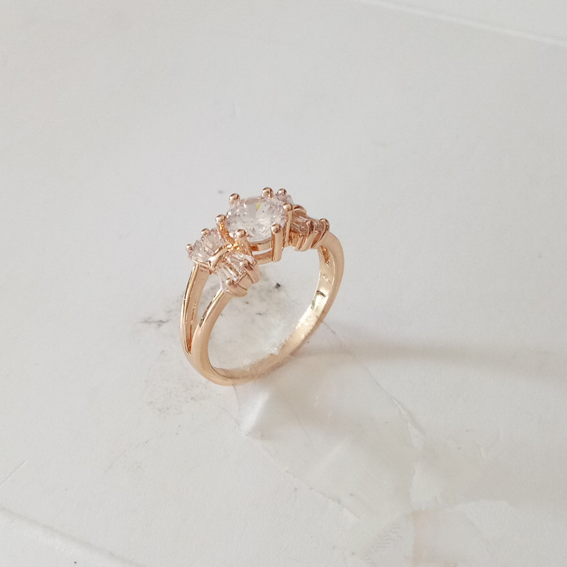 Aliexpress.com : Buy 1 Piece Trendy 585 Rose Gold Color Jewelry ...