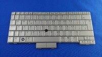 Новая клавиатура ноутбука Ноутбук для HP EliteBook 2730 P 2710 P La SP Макет