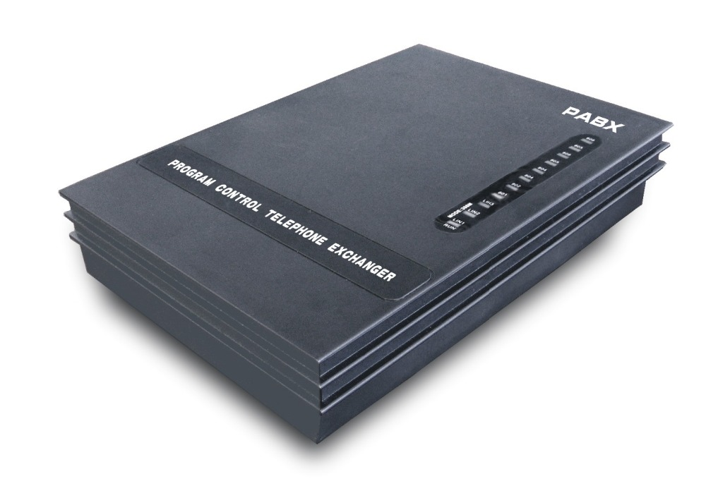 Prix pour NEW-3 3lines PBX/Commutateur Téléphonique/Mini PABX/SOHO PBX/Petit PABX-livraison gratuite