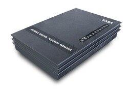 Novo-3 linhas + 8ext pbx/interruptor de telefone/mini pabx/soho pbx/pequeno pabx-frete grátis