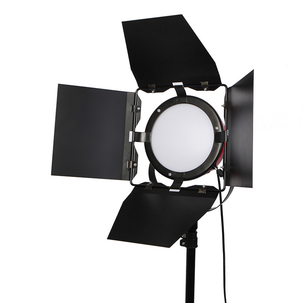 Selens Redhead Light With Brightness Dimmer 800w 220V / 110v For Filming Studio Continuous Lighting Studio Light Photography