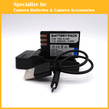 7.4V 2000mAh D-LI90 Dli90 Digital Digicam Battery + charger for PENTAX