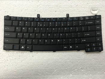 Teclado para ordenador portátil, para Acer TravelMate TM4520 4320 TM4320 TM5710 TM4720...