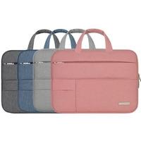 Portable Handbag Notebook Bag Men Felt Laptop Sleeve Pro 13 Air 11 13 Retina 13 Protector