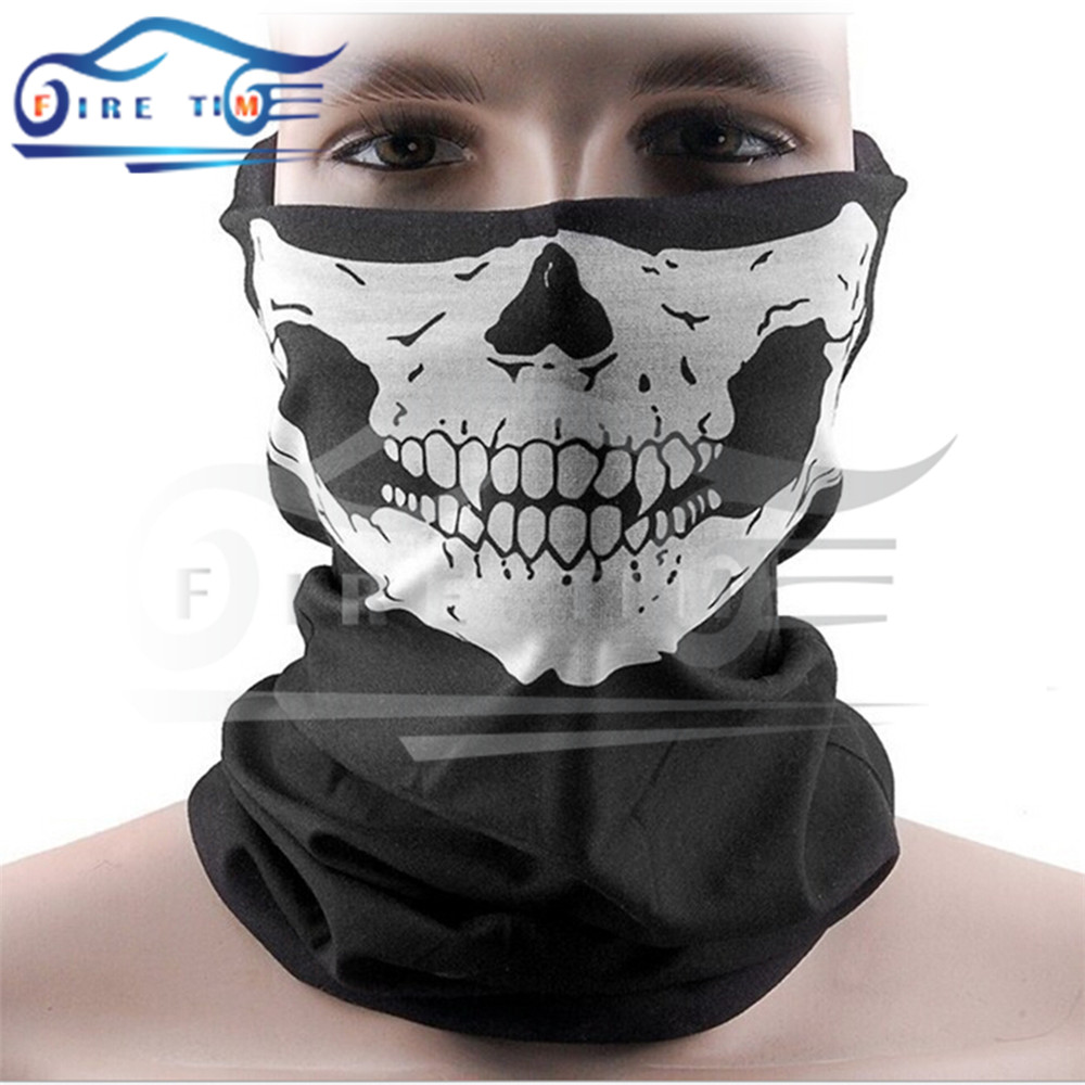 Aliexpress.com : Buy new style motorcycle skull ghost face ...