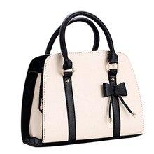 Frauen Handtaschen Berühmte Marken Pu-leder Fliege Top-Griff Taschen Frauen Umhängetasche Mode Geldbörsen Tote Bolsa Feminina