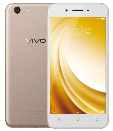 bilder für Smartphone Vivo Y53 Snapdragon Quad Core 2 GB RAM 16 GB ROM 4G FDD-LTE 5,0 Zoll Android 6.0 Google Play Store Dual SIM + Speicherkarte