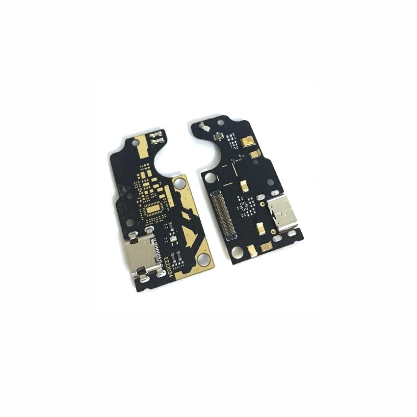 Usb-порт для зарядки, док-станция, разъем Jack, плата для зарядки, гибкий кабель для ZTE Axon 7 A2017