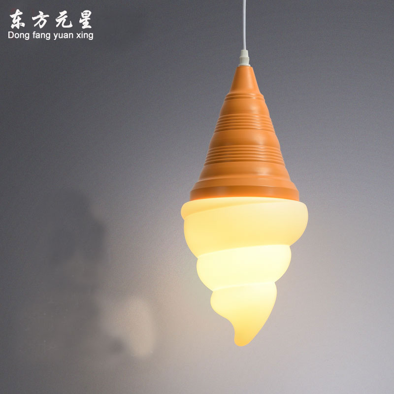 Us 148 0 Novelty Pendant Light Ice Cream Bedroom Attractive Led Atmosphere Lighting For Dining Room Book Reading Hanging Lamp In