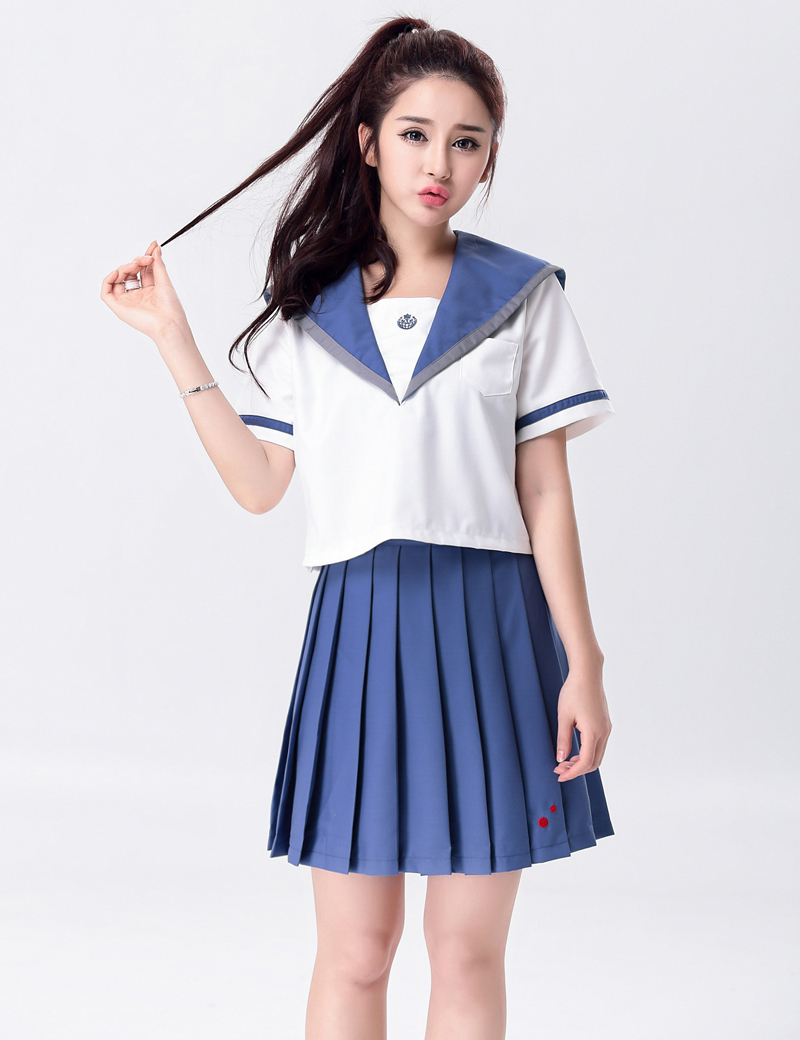 ᗕmoonight halloween adult school girl role play cosplay costumes