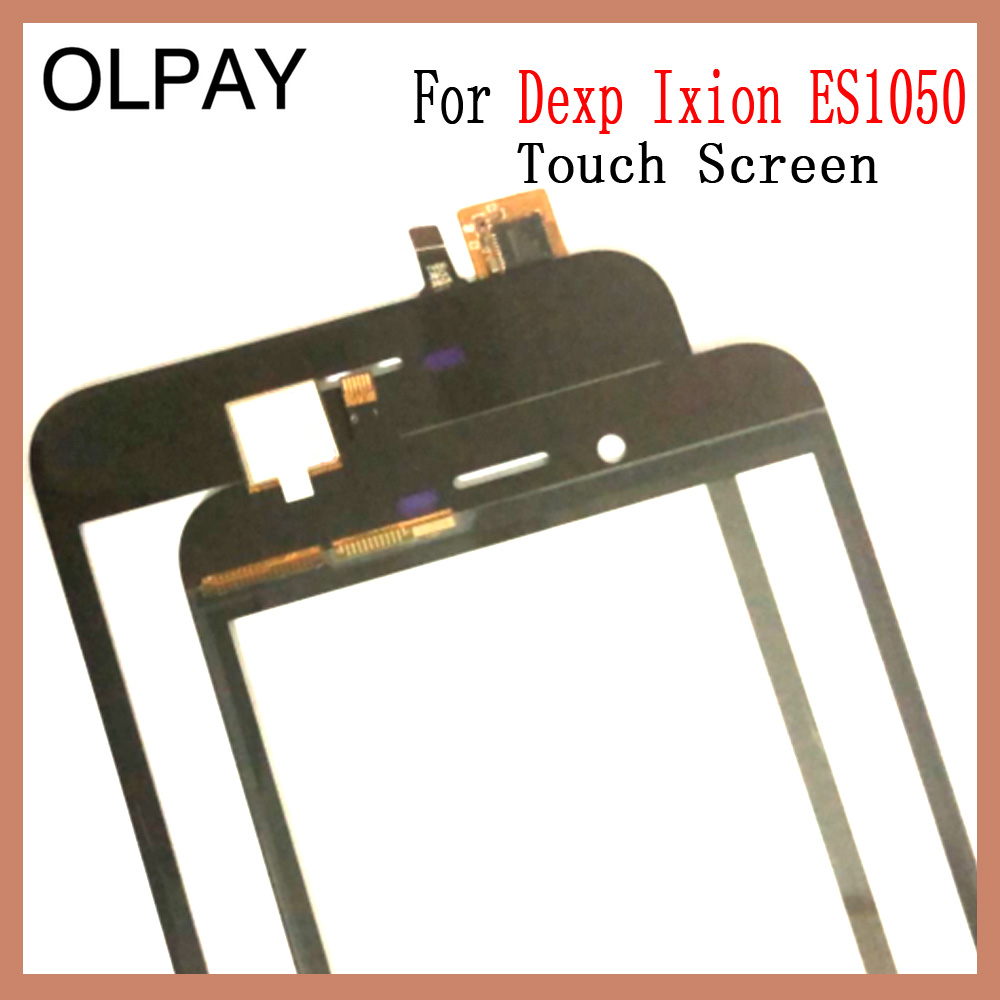 Image 3 - OLPYA 5.0'' Mobile Phone Touchscreen For Dexp Ixion ES1050 Touch Screen Glass Digitizer Panel Lens Sensor Glass Repair parts-in Mobile Phone Touch Panel from Cellphones & Telecommunications