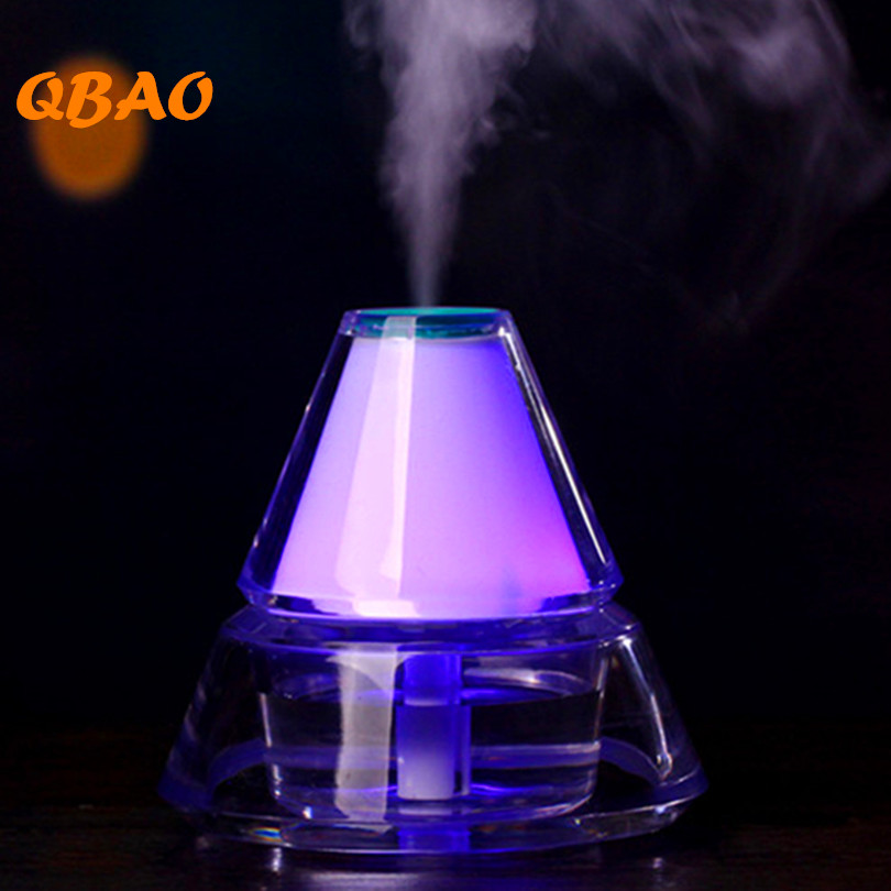 Aroma Essential Oil Diffuser 5V Lamp Touch Button Cut Off Automatically Aromatherapy Mist Fog Maker For office Home SPA Room