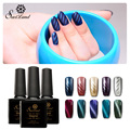 Saviland 1Pcs 10ml Cat Eye Magnet Soak Off Gelpolish Magnetic for A Manicure Kit Nail Gel Polish High Quality