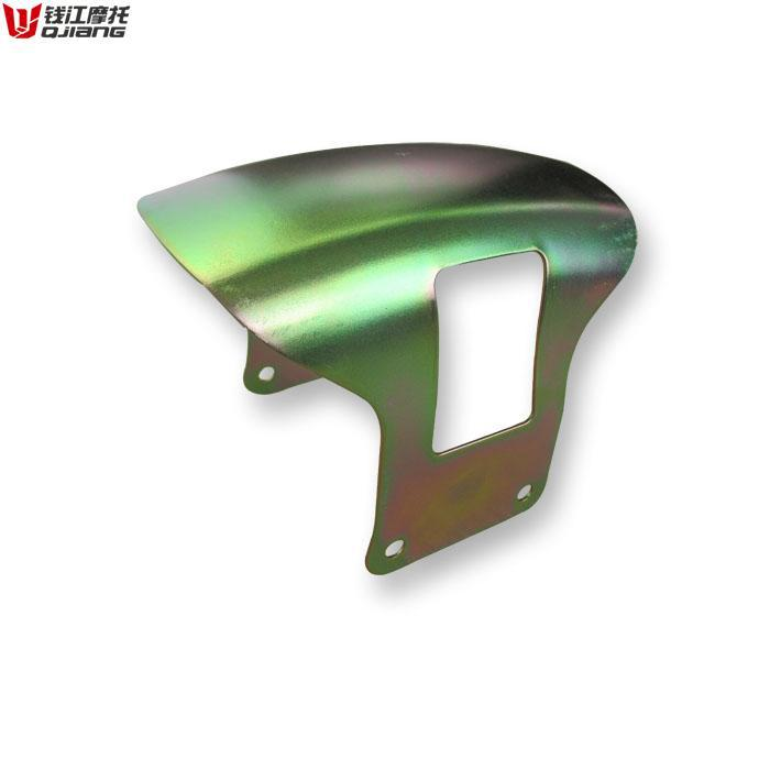 STARPAD For Qianjiang Motorcycle Genuine Parts Qianjiang Long QJ150-19A QJ125-26 front fender reinforcing plate free shipping