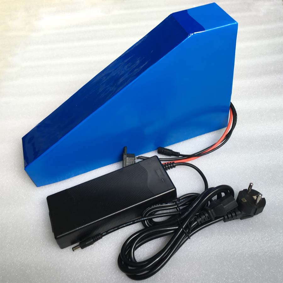 triangle style 48V 30Ah Lithium e-bike battery/48v 30ah li-ion battery pack battery 48v lithium battery pack For Samsung cell все цены