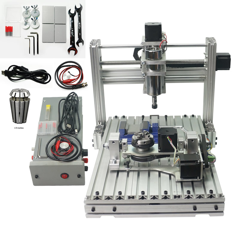 Wood CNC Engraving Machine 3axis 4 axis 5 axis CNC 3040 Milling Machine 400W USB port Support Win XP Win 7 Win 8 Win 10 man rules win win 100 мл man rules man rules win win 100 мл