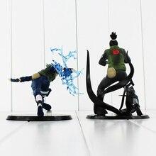 Anime Naruto Hatake Kakashi Nara Shikamaru Figure Toy