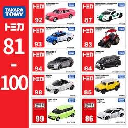 Mini carrinhos de brinquedo gênio tomica, veículos de brinquedo diecast de metal, presentes de vários tipos, novo na caixa da takara tomy 81-100