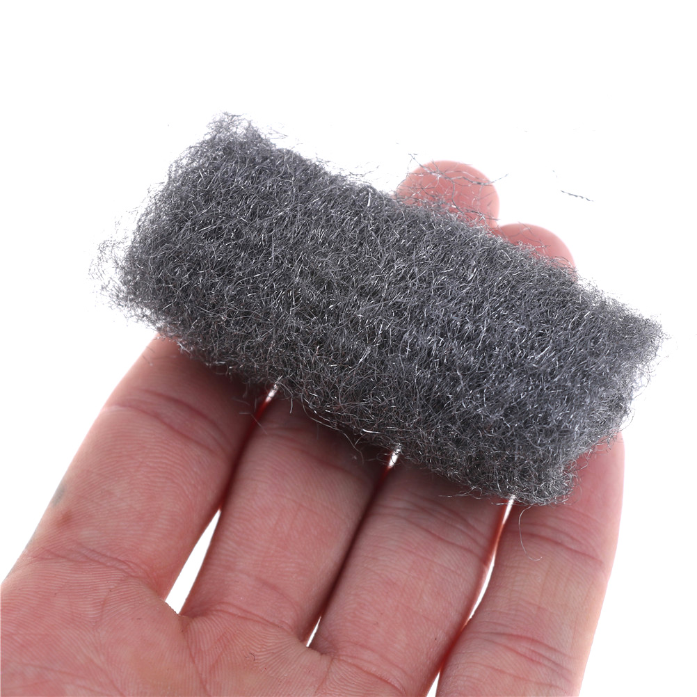 Us 1 76 17 Off Henghome 12pcs Lot Kitchen Supplies Cleaning Equipments Steel Wool Pads Wire Stainless Ball Pan Cleaner In