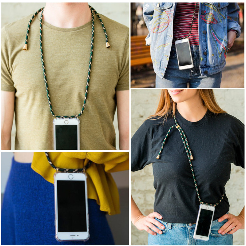 Clear-TPU-Cell-Phone-Case-With-Lanyard-Strap-Rope-Crossbody-Cord-Adjustable-for-iphone-6-7 (10)