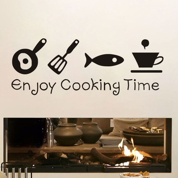 Online Shop Parete Della cucina Stencil Torta Dolce Su Un Piatto ...