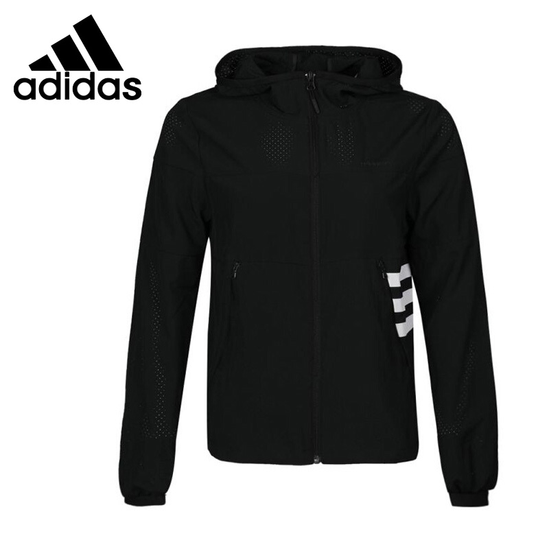 Original New Arrival 2018 Adidas Neo Label W CS WINDBREAKE Women's jacket Hooded Sportswear original new arrival 2017 adidas neo label w woven s pants women s pants sportswear