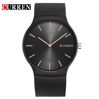 CURREN Unisex Luxury Brand Analog Casual Quartz Wrist Watches