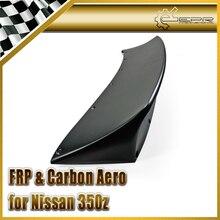 ЭПР Стайлинга Автомобилей Для Nissan Z33 350Z РБ Стиль Углеродного Волокна Задний Спойлер На Складе