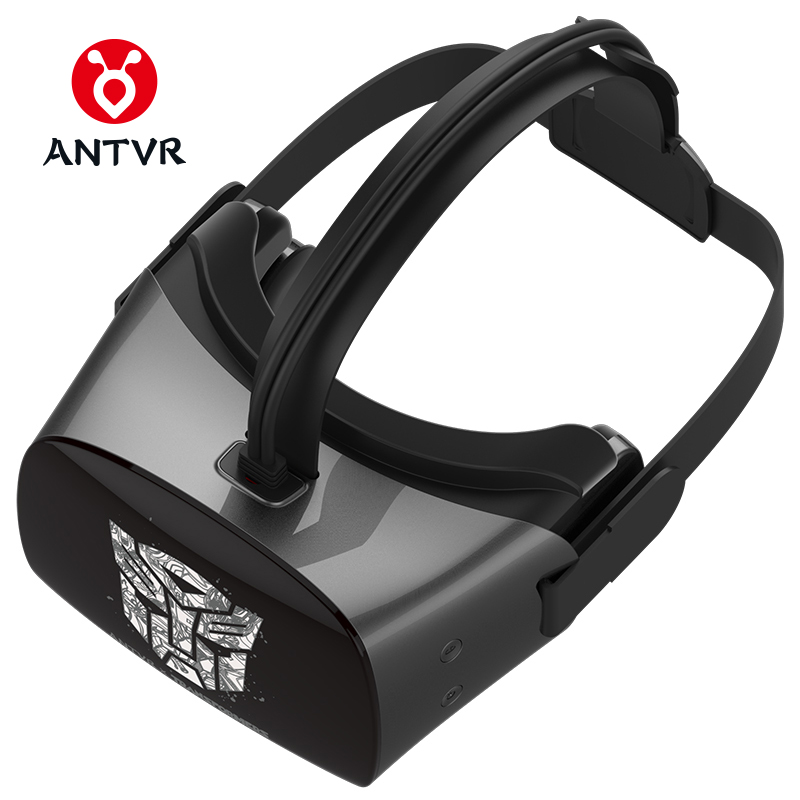 """ANTVR VR Headset 2K Virtual Reality 3D Glasses For PC Work with SteamVR Cyclop 5.5""""Dual OLED Helmet virtual pc glasses Pakistan"""