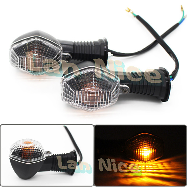 Motocicleta Turn Signal Indicator Light Para SUZUKI DL 650/1000 V-Strom
