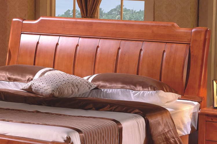 chinese bed frame bedding linen