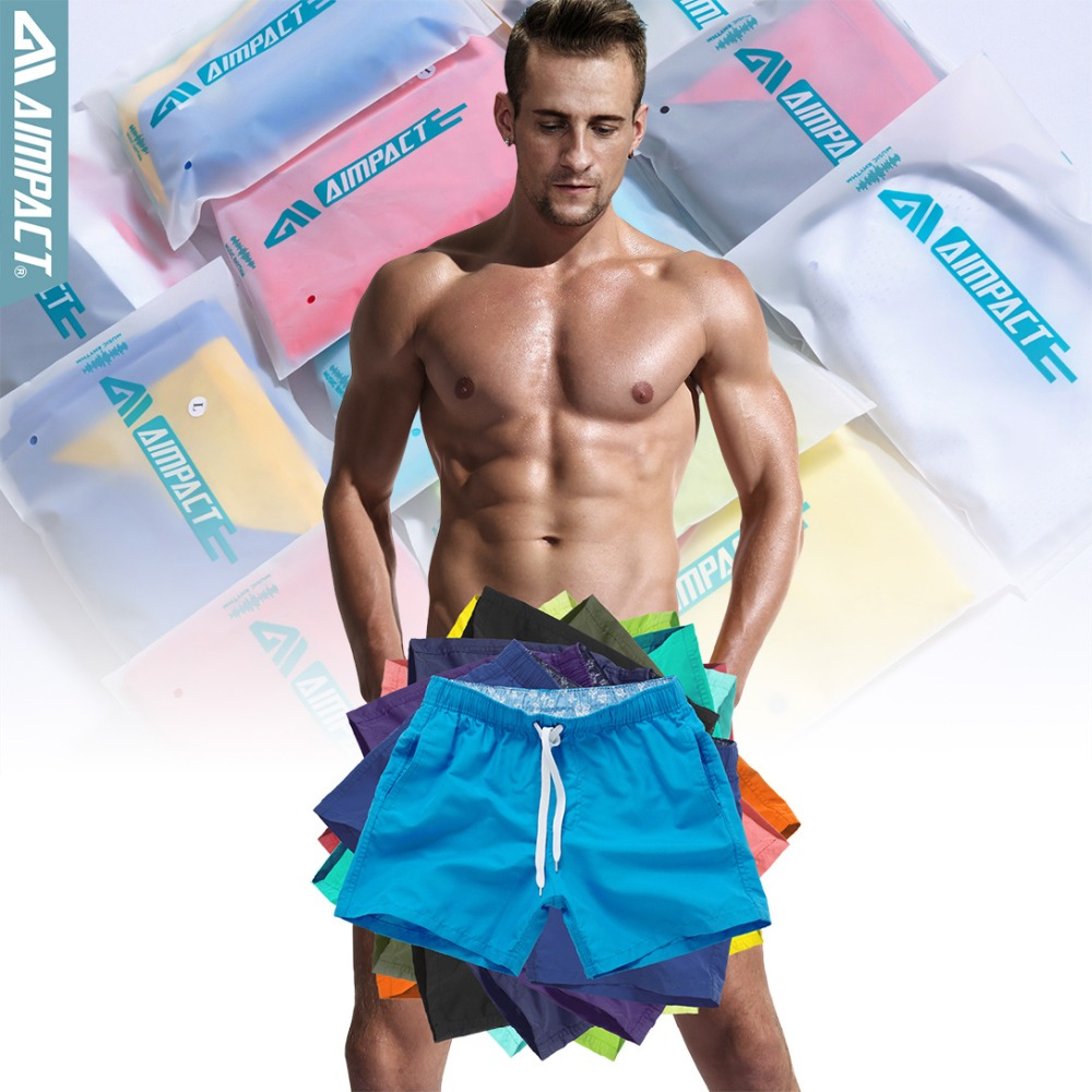Aimpact Quick Dry Board Shorts for Men Summer Casual Active Sexy BeachSurf Swimi Shorts Man Athlete Gymi Home Hybird Trunks PF55 2