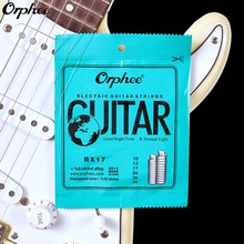 010/046″ Electric Guitar String Hexagonal Core 8% Nickel Alloy Orphee RX17