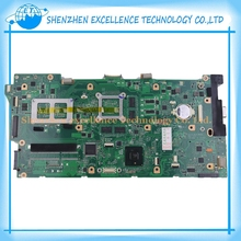 Original For Asus N73JN laptop motherboard REV 2.0 2 RAM SLOT fully tested perfect free shipping